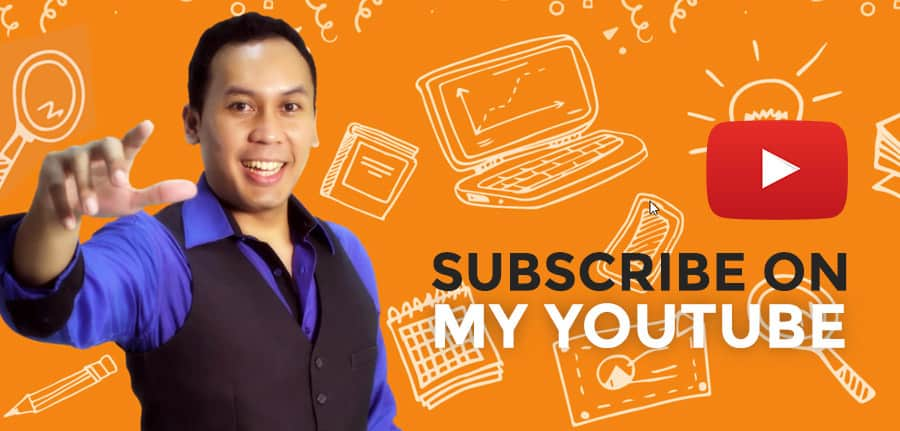 Subscribe ke YouTube saya!