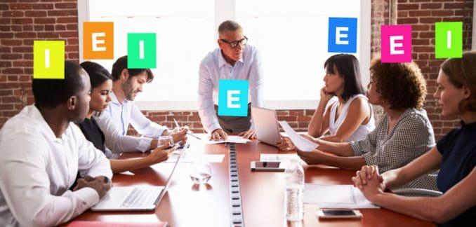 Extrovert dan Introvert dalam meeting dan rapat bersama tim dalam organisasi dan perusahaan, bagaimana MBTI mempengaruhi aktivitas dan kinerja perusahaan